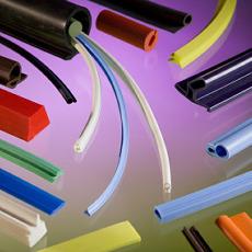 Silicone Rubber Extrusion